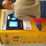 Reciclaje Metro Roma
